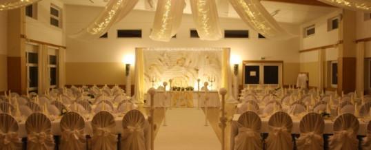 Hochzeit – Weiss/Champagner