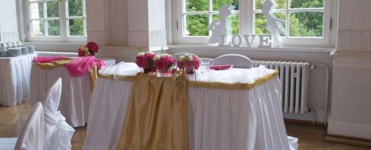 Hochzeit – Pink/Gold
